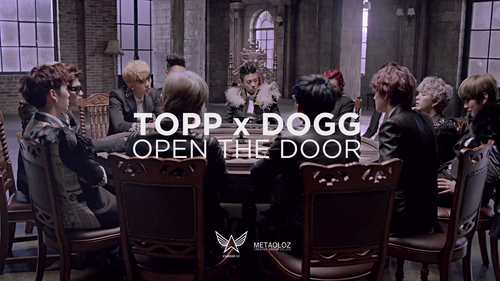 Topp Dogg wallpaper possibly with a boardroom, a cena table, and a birreria, brasserie entitled Topp Dogg