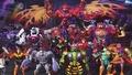 Predacons: transformers Beast Wars