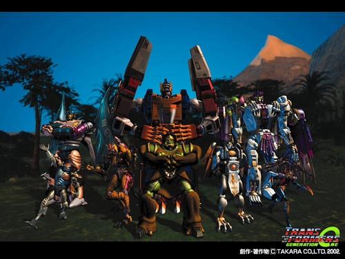transformers wallpaper called Maximals: transformers Beast Wars