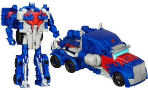 Optimus Prime Kids Toy 2014