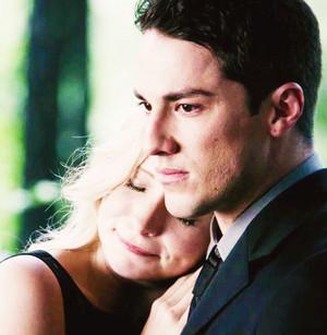 Tyler and Caroline