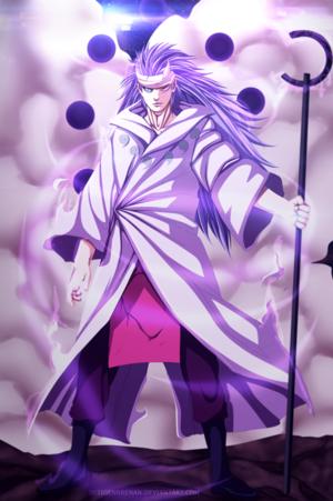 *Madara 10 Tail Jinchuriki*