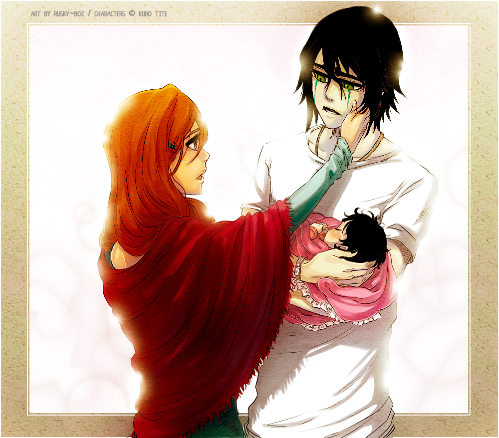 orihime and ulquiorra relationship questions