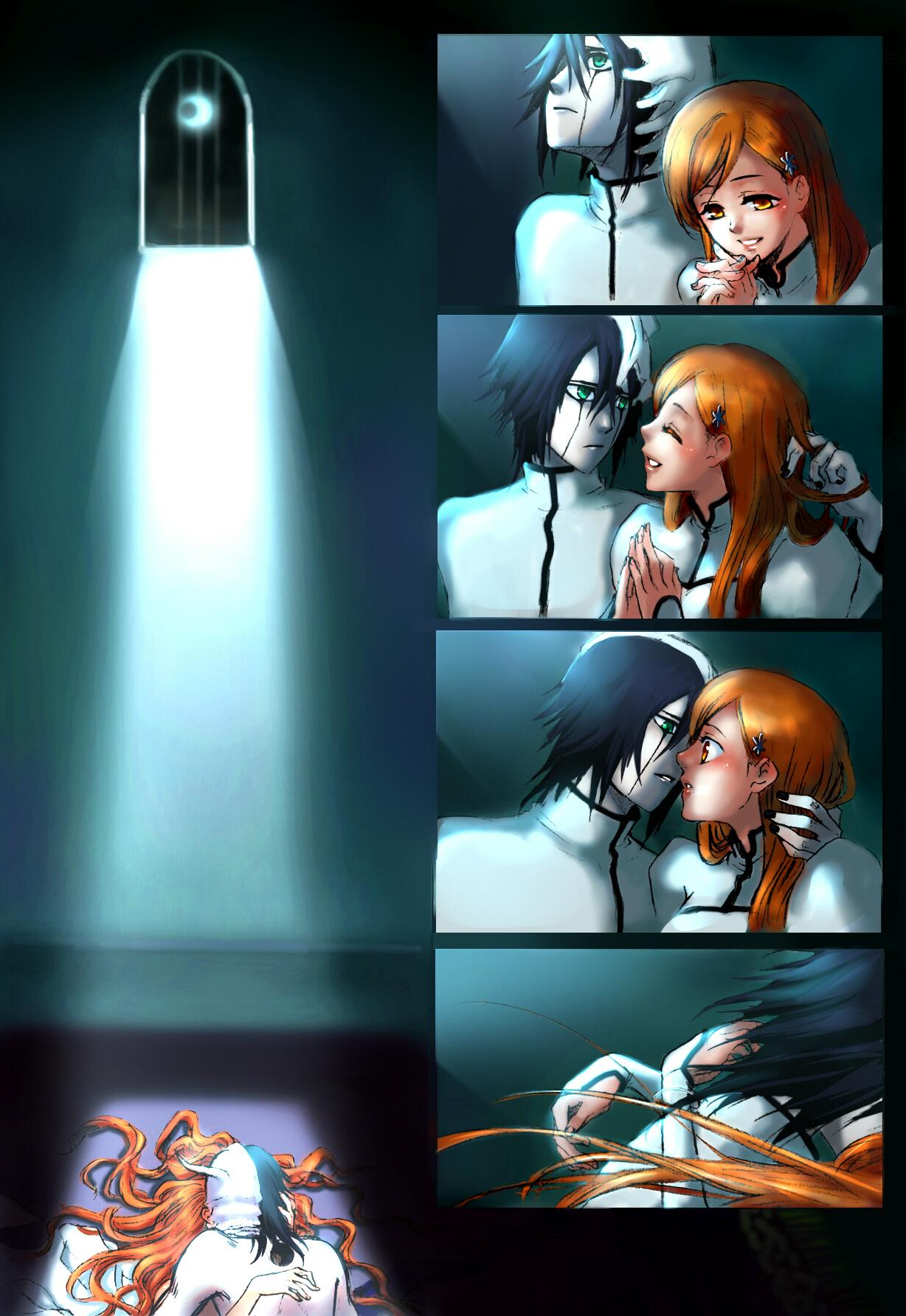 Рыжая девушка целуется с парнем 16 фотография