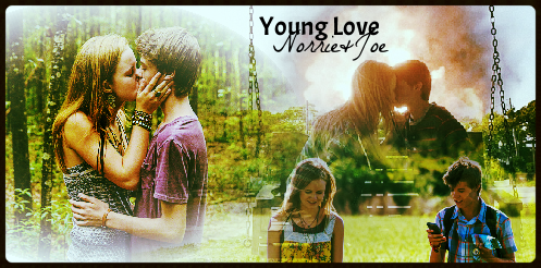 Young Love Joe and Norrie - Under The Dome Photo (36677920 ...