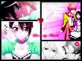 Usui and Misaki Valentine - kaichou-wa-maid-sama fan art