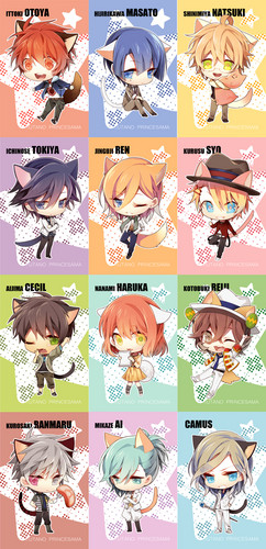 Uta no Prince-sama wallpaper called uta no prince sama [characters]