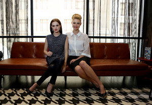 HQ Portraits of Zoey Deutch and Lucy Fry - Australia