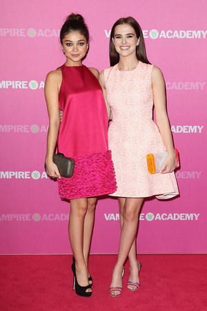 Vampire Academy Movie Premiere in Australia