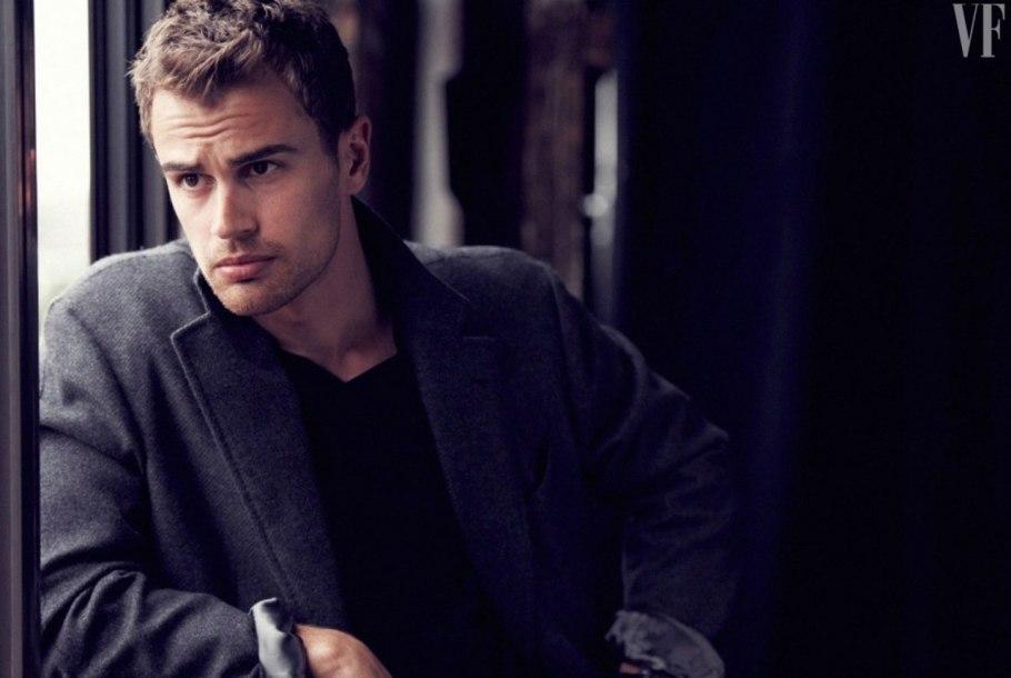 Theo James Divergent