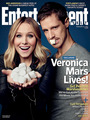 Veronica Mars Exclusive: Kristen 钟, 贝尔 and Jason Dohring Get Steamy!