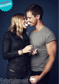 Veronica Mars Exclusive: Kristen گھنٹی, بیل and Jason Dohring Get Steamy!