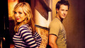 Logan & Veronica - veronica-mars wallpaper