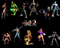 Killer Instinct 2 or KI2 - video-games wallpaper