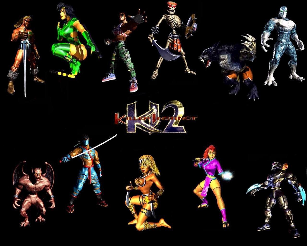 Killer Instinct 2 or KI2