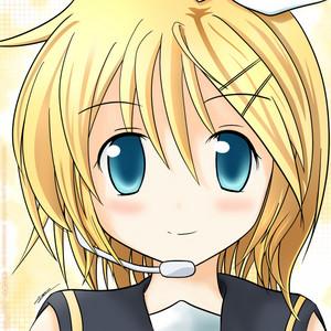 Rin Kagamine Face