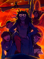 vriska in all her glory - vriska-serket photo