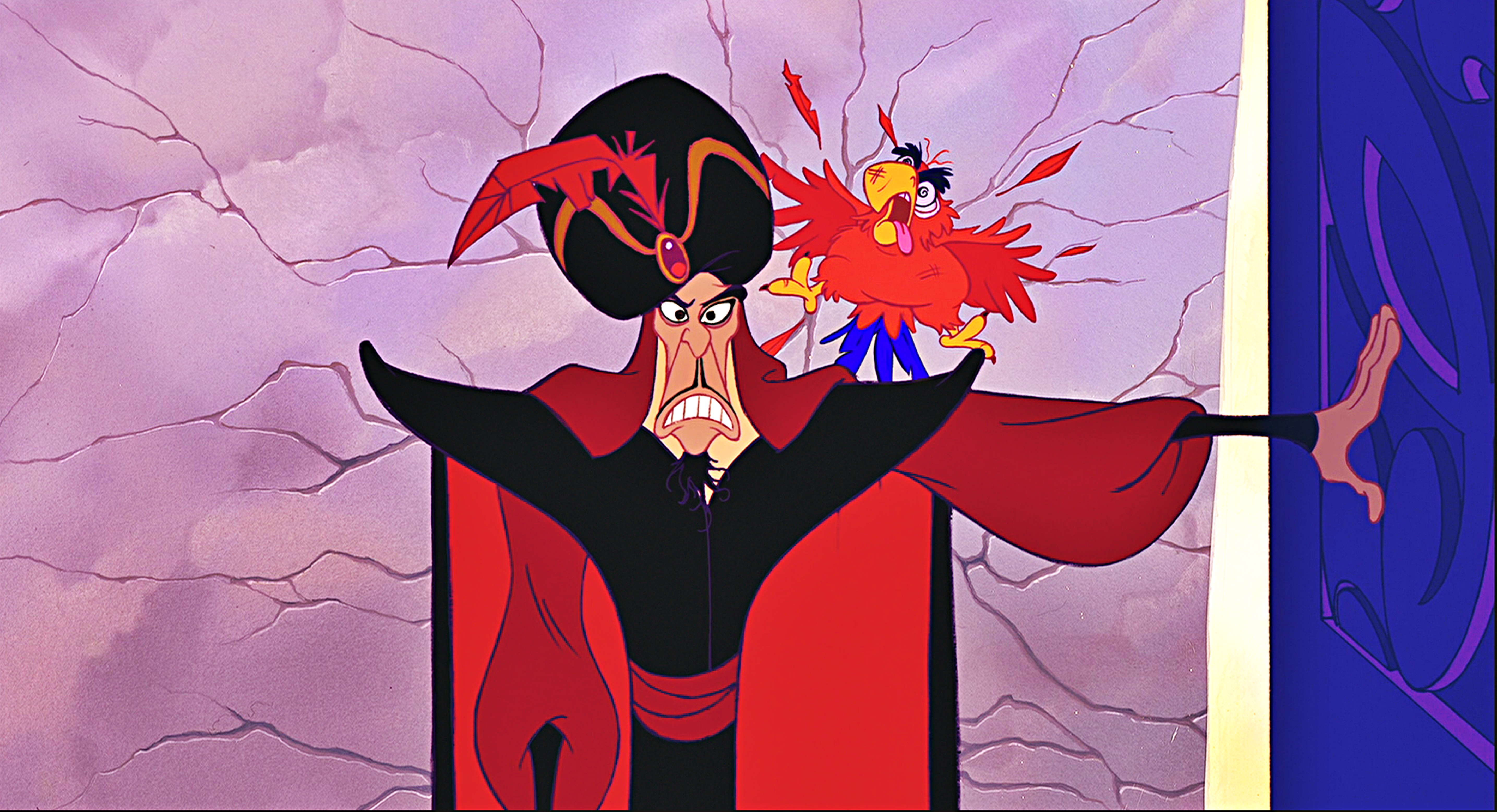 funny iago Iago is the secondary antagonist in disney's 1992 animated feature film, aladdin originally the loud-mouthed henchman of jafar, iago's role expanded significantly over the course of the franchise, the most notable example being the 1994 direct-to-video sequel the return of jafar, where iago.