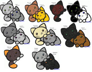 Adoptables (new kits!)