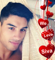 We Love Siva - the-wanted fan art