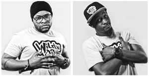 """Anthony """"Chico"""" Benymon and Karlous Miller"""