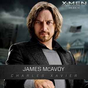 Professor X - James McAvoy