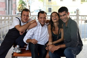 Yigit Ozsener, Cansu Dere , Baris Falay, Ismail Filiz