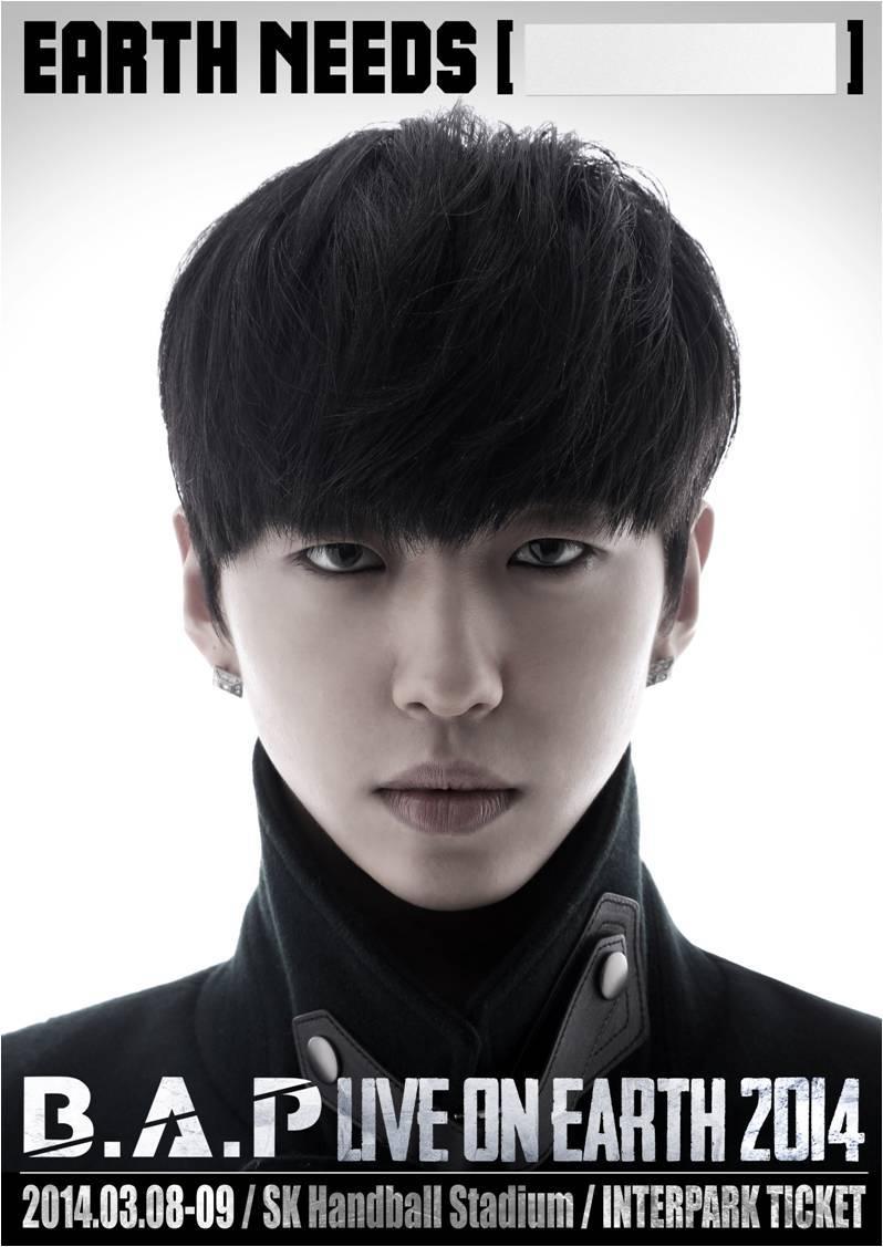 B.A.P 4th Jap Single teaser yongguk   Dancing Through the ...  Yongguk Bap 2014