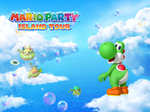 Mario Party Island Tour - 壁紙