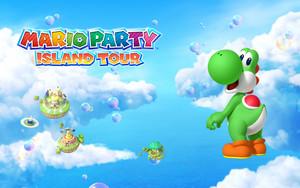 Mario Party Island Tour - Обои