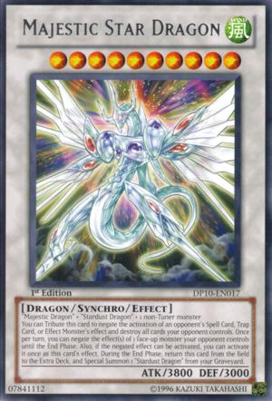 majestic bintang dragon