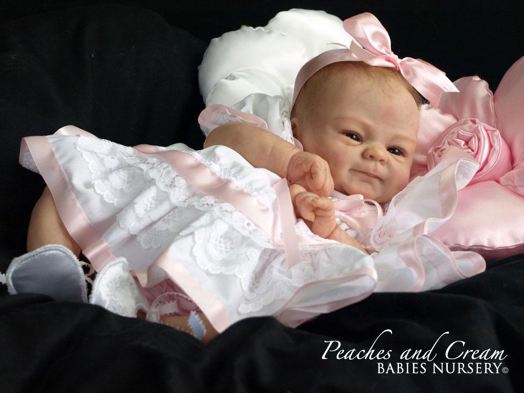 Realistic Baby Doll (reborn baby doll)