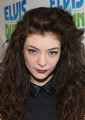 Lorde at morning radio