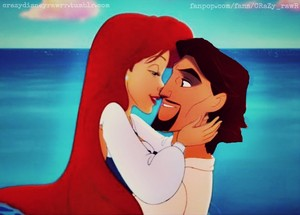 Ariel and Sinbad ♥