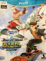 Jim and Sinbad at rhe Sochi 2014 Olympic Winter Games - disney-crossover photo