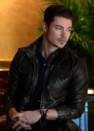 Josh Henderson at the Four Seasons Hotel Atlanta ✨