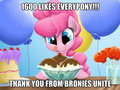 1600 likes on our page!! - my-little-pony-friendship-is-magic fan art