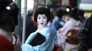 japanese Club geisha