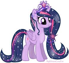my little টাট্টু friendship is magic twilight sparke দেওয়ালপত্র entitled Princess Twilight