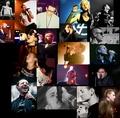 Chester Bennington Collage