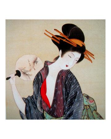 samurai and geisha