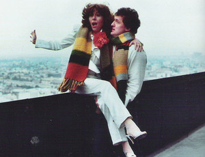 Harry, Sarah and the scarf