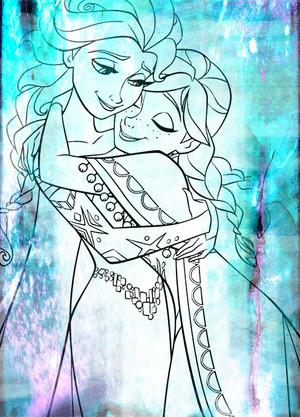 u thawed my frozen hart-, hart