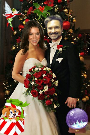 **SPOILER** ہولی and William's Christmas wedding