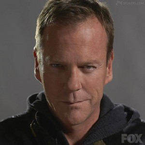 Kiefer Sutherland as Jack Bauer - 24:LAD