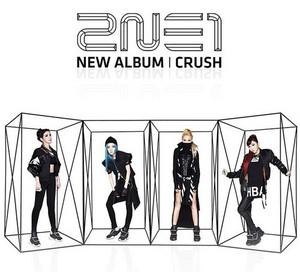 2NE1 CRUSH
