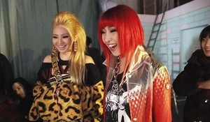 2NE1 - 'COME BACK HOME' MV MAKING