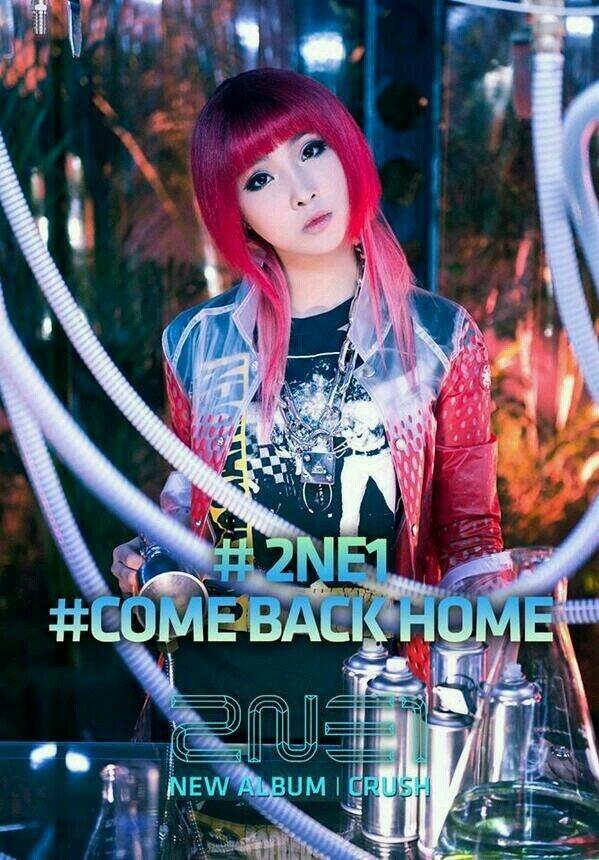 2ne1 come back home 2ne1 photo 36794049 fanpop - 2ne1 come back home wallpaper ...