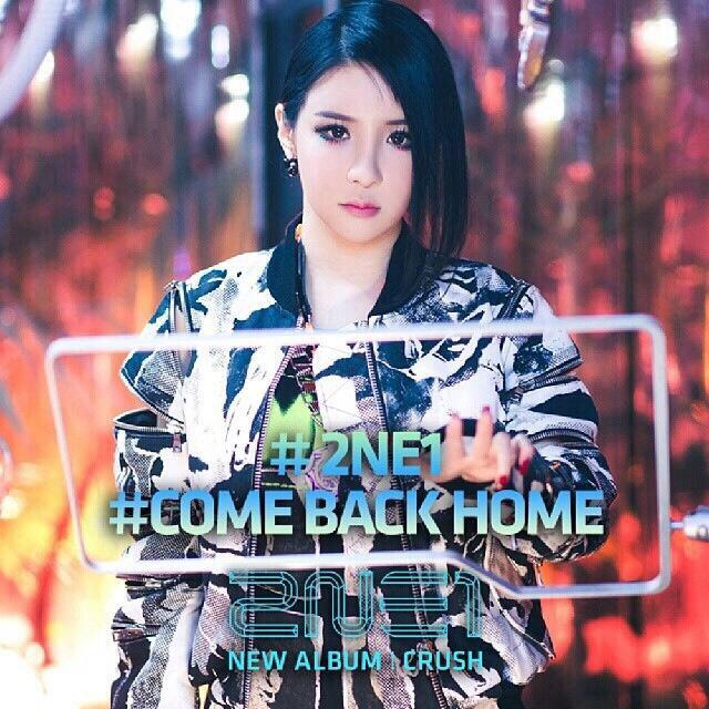 2ne1 come back home 2ne1 photo 36794052 fanpop - 2ne1 come back home wallpaper ...