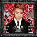 Jun.K 1st Japanese solo mini-album 'Love  - 2pm photo